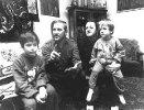 Jerzy Kukuczka with family