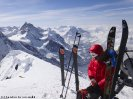 On the top of Eiger