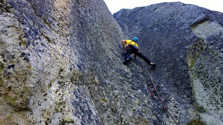 Recommended climbing routes and walls in Tatra Mountains