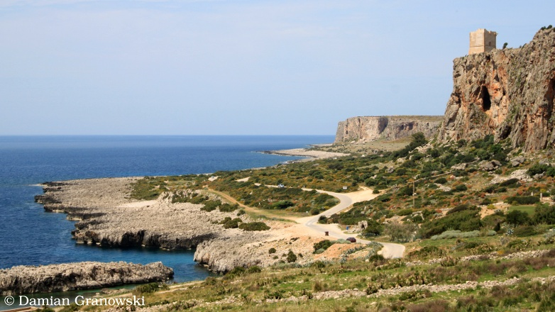 San Vito Lo Capo - the best climbing in Sicilia
