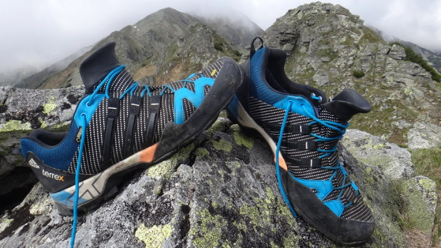 timeless design d0c56 b4d06 adidas Terrex Scope GTX review test