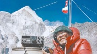 The first winter ascent of Mount Everest