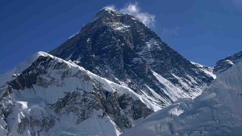 Because It's There... 10 quotes about Mount Everest