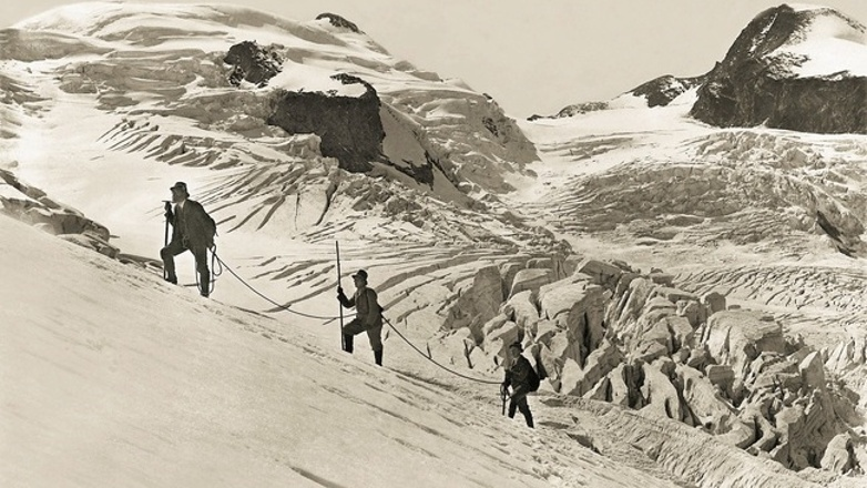 Mountaineering timeline