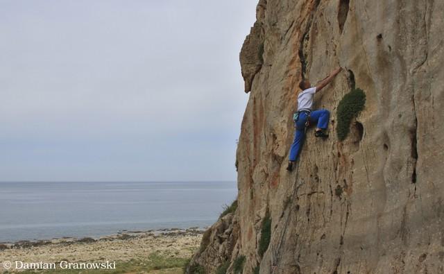 san vito lo capo climbing sicilia 5363