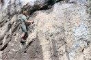 Young Jerzy Kukuczka on Jura (polish limestone crags)