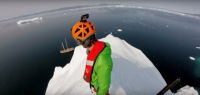 To Climb An Iceberg in 4K
