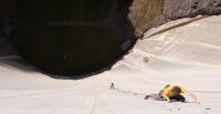 La Diga di Luzzone - the highest artificial climbing wall of the world